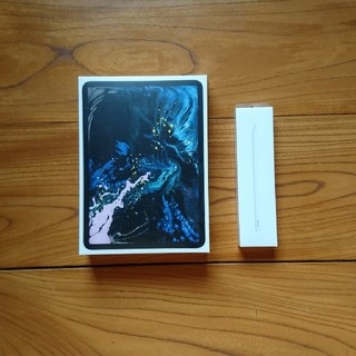 アイパッド(iPad)のipad Pro 11インチ 1TB シルバー アップルペンシル2セット(タブレット)