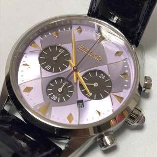 セイコー(SEIKO)の【ホット様専用】ジョジョ5部 フーゴ SEIKO 時計(腕時計(アナログ))