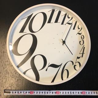 フランフラン(Francfranc)のFrancfranc壁掛け時計(掛時計/柱時計)