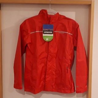 パタゴニア(patagonia)のパタゴニア ウィンドブレーカー 赤 ピンク S(ナイロンジャケット)