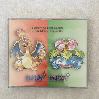 ポケモン(ポケモン)の「ポケモン 赤・緑」スーパーミュージック・コレクション(ゲーム音楽)