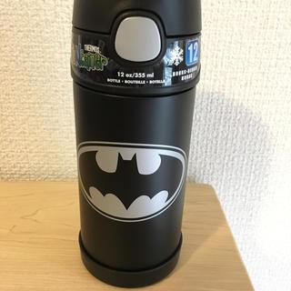 サーモス(THERMOS)のサーモス ストローボトル ストローマグ バットマン(水筒)