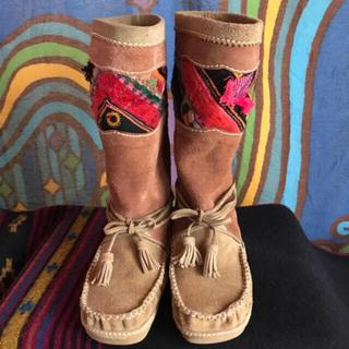 チャイハネ(チャイハネ)のチャイハネ ブーツ(ブーツ)