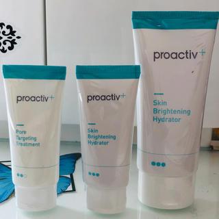 プロアクティブ(proactiv)のプロアクティブ*薬用美容液&薬用クリーム(美容液)