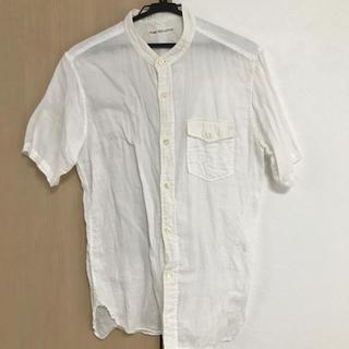 キョウジマルヤマ(Kyoji Maruyama)のメンズ半袖シャツ(シャツ)