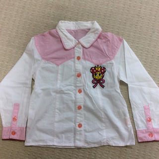 ケーエルシー(KLC)の120 ブラウス KLC 子供服 (ブラウス)