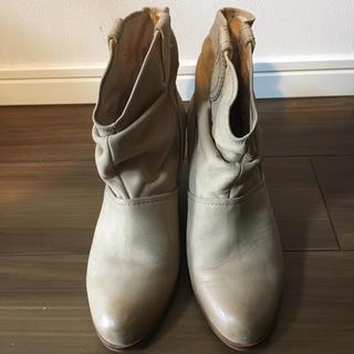 サヴァサヴァ(cavacava)のサヴァサヴァ ショートブーツ 24.5(ブーツ)
