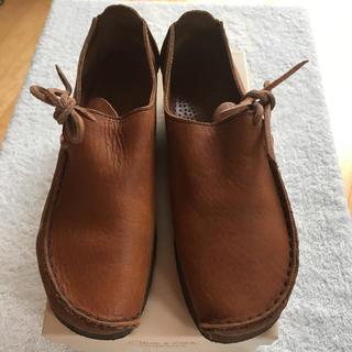 クラークス(Clarks)のTAKEUCHIさま専用となります。クラークス Clarks ラガー(ローファー/革靴)