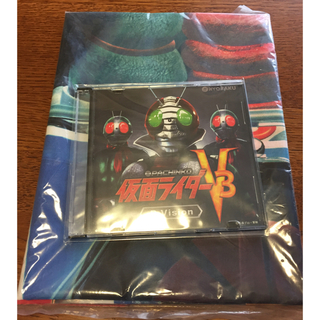 キョウラク(KYORAKU)の[仮面ライダーV3] P-Vision のぼりセット 非売品 新品(パチンコ/パチスロ)