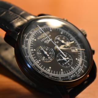 ツェッペリン(ZEPPELIN)の良品 ツェッペリン 100周年 クロノグラフ 腕時計 ZEPPELIN(腕時計(アナログ))
