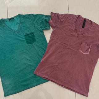エストネーション wjk Tシャツ2枚セット