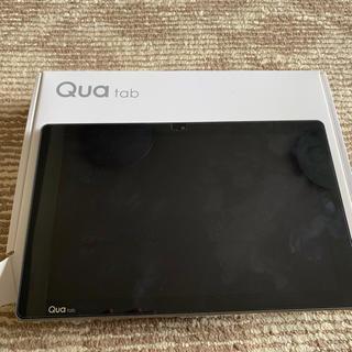 エルジーエレクトロニクス(LG Electronics)のひろみ様専用 タブレット Qua tab  PZ(タブレット)