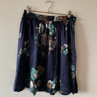 ノーマ(NŌMA)のNOMA シルク100% スカート(ミニスカート)