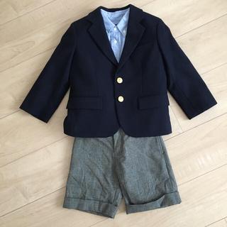 ラルフローレン(Ralph Lauren)のラルフローレン スーツ 95 100(ドレス/フォーマル)