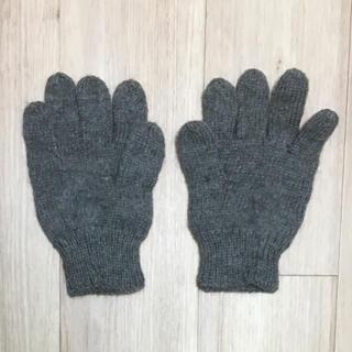 手編み 手袋(手袋)