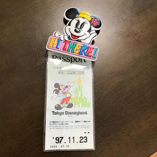 ディズニー(Disney)の【送料込】ディズニーランド チケットホルダー(その他)