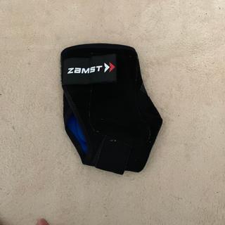 ザムスト(ZAMST)のザムスト足首サポーター A1ショート左(トレーニング用品)