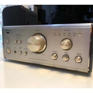 デノン(DENON)のDENON PMA-7.5L DCD-F100 整備品 Chutchu様専用(アンプ)