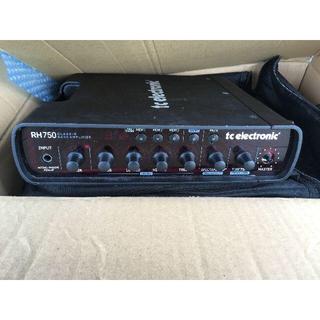 tc electronic RH750(訳アリ)(ベースアンプ)