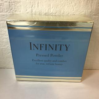 インフィニティ(Infinity)のINFINITY インフィニティ プレストパウダー 00 11g(フェイスパウダー)