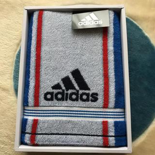 アディダス(adidas)のスポーツタオル 新品未使用(タオル/バス用品)