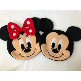 ディズニー(Disney)の☆ミッキー&ミニー カバー☆(シーツ/カバー)