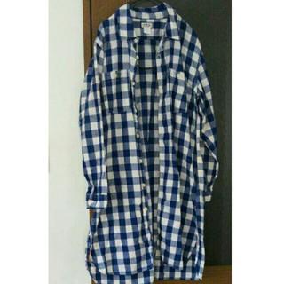 ディーエムジー(D.M.G)のドミンゴ チェックシャツ(シャツ/ブラウス(長袖/七分))