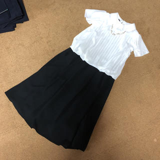 0863b5e60bf6b シフォンワンピース✩ フォーマル 発表会 140cm ドレス(ワンピース)