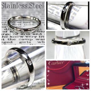 高品質高級ダイアモンドダイヤペアリング(リング(指輪))