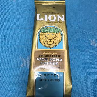 コナ(Kona)のライオンコーヒー 100% コナコーヒー(コーヒー)
