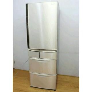 パナソニック(Panasonic)のPanasonic 冷蔵庫 エコナビ 室内キレイ 省エネ 自動製氷(冷蔵庫)