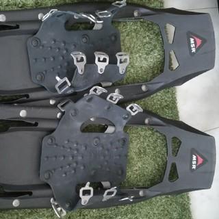 エムエスアール(MSR)のMSR アッセント スノーシュー 極美品 ライトニング(登山用品)