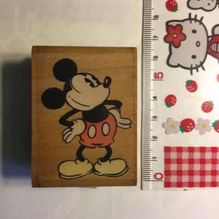ディズニー(Disney)のミッキー スタンプ A(はんこ)