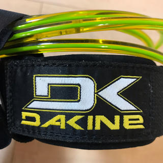 ダカイン(Dakine)のリーシュコード(サーフィン)