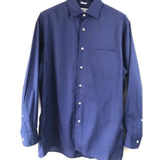 インディヴィジュアライズドシャツ(INDIVIDUALIZED SHIRTS)のINDIVIDUALZED SHIRTS スタンダードフィット ポプリンシャツ(シャツ)