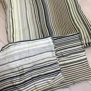 イケア(IKEA)のイケア 布団カバー 掛け布団用と枕カバー(シーツ/カバー)