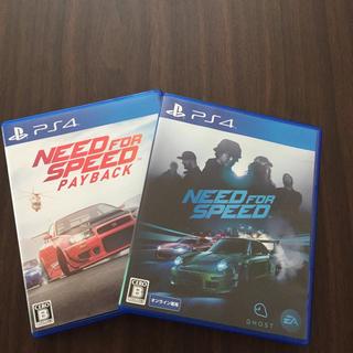 プレイステーション4(PlayStation4)のNeed For Speed  (家庭用ゲームソフト)