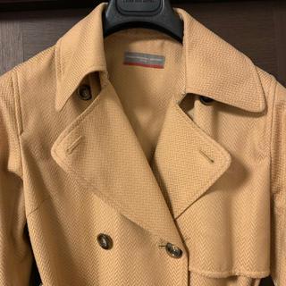 ダブルスタンダードクロージング(DOUBLE STANDARD CLOTHING)のDouble Standard(ダブルスタンダード)ジャガードトレンチ(トレンチコート)