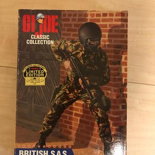 GIジョークラシックコレクションBRITISH SAS(ミリタリー)