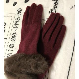 コムサイズム(COMME CA ISM)の新品、未使用 コムサ イズム 手袋(手袋)