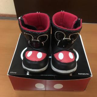 ディズニー(Disney)のミッキーマウス ブーツ(ブーツ)