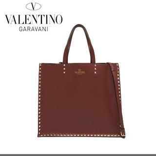 ヴァレンティノガラヴァーニ(valentino garavani)の新品 ヴァレンチノ トートバッグ  VALENTINO GARAVANI (トートバッグ)