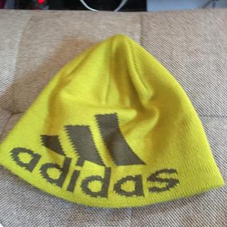 アディダス(adidas)のアディダスニット帽56(ニット帽/ビーニー)