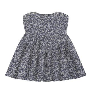 キャラメルベビー&チャイルド(Caramel baby&child )のLittle Cotton Clothes Rosie Dress ワンピース(ワンピース)