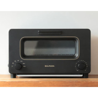 バルミューダ(BALMUDA)のバルミューダ トースター*ブラック 未開封(調理機器)