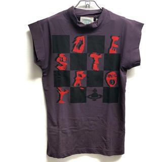 ヴィヴィアンウエストウッド(Vivienne Westwood)の新品 ヴィヴィアン 限定 SLEEVET DESTROY Tシャツ M(Tシャツ(半袖/袖なし))
