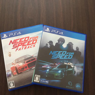 Need For Speed payback  GEN様専用(家庭用ゲームソフト)