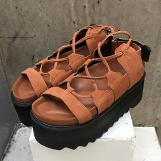 ケースリー(k3)の【3/18-22限定価格】Gladiator Sneaker Sandal(サンダル)