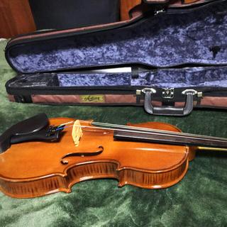 綺麗な虎杢目バイオリン ‼️ 出品最終週限定特価‼️‼️(ヴァイオリン)
