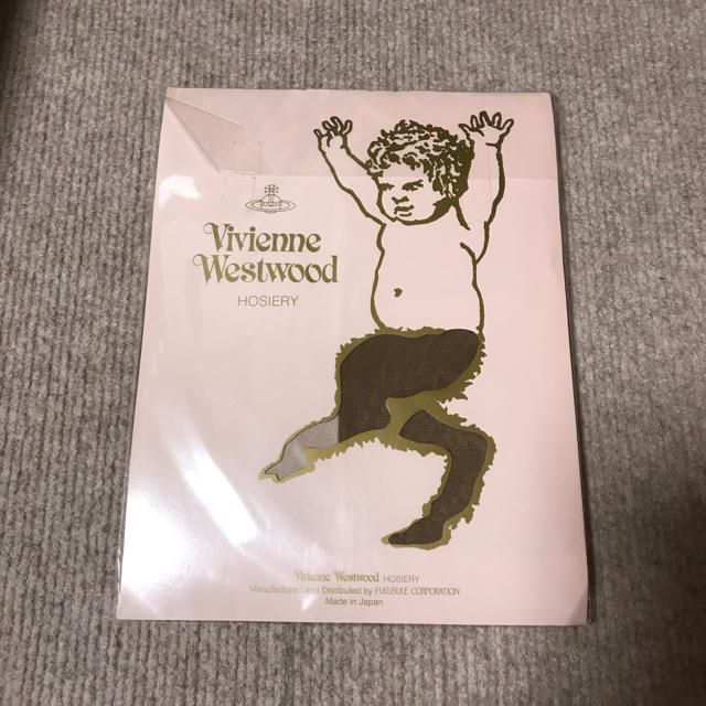 Vivienne Westwood(ヴィヴィアンウエストウッド)のビビアンウエストウッド ストッキング 新品 レディースのレッグウェア(タイツ/ストッキング)の商品写真